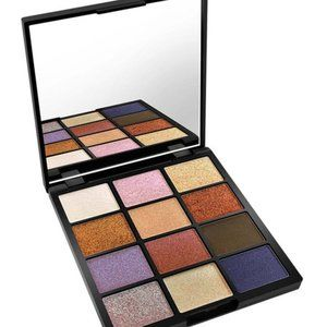 Kleancolor Diamond Crush Eye Shadow Palette Courag